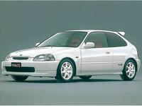 ホンダ シビックタイプR 1997年8月〜モデルのカタログ画像