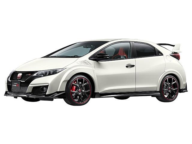 ホンダ シビックタイプR 新型・現行モデル