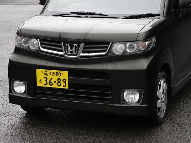 ホンダ ゼスト 2008年12月〜モデル