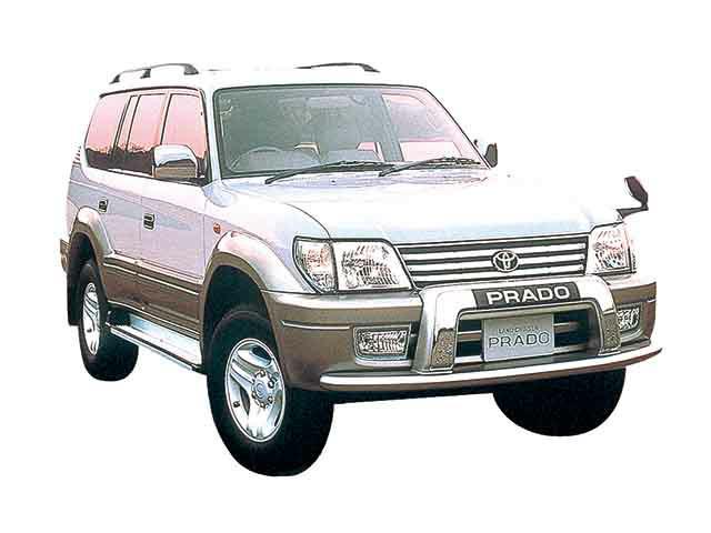 トヨタ ランドクルーザープラド 1999年6月〜モデル