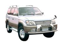 トヨタ ランドクルーザープラド 2000年7月〜モデルのカタログ画像