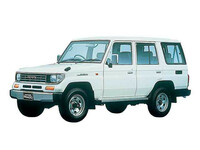 トヨタ ランドクルーザープラド 1995年1月〜モデルのカタログ画像