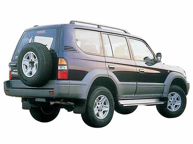 トヨタ ランドクルーザープラド 1997年4月〜モデル