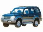 トヨタ ランドクルーザープラド 1996年5月〜モデル