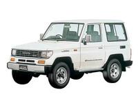 トヨタ ランドクルーザープラド 1990年4月〜モデルのカタログ画像