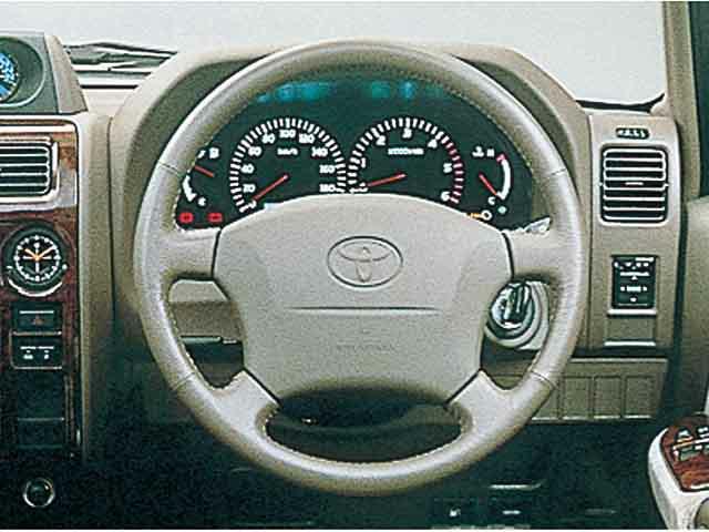 トヨタ ランドクルーザープラド 新型・現行モデル