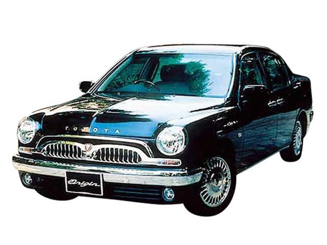 トヨタ オリジン 新型・現行モデル