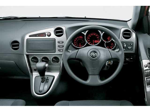 トヨタ ヴォルツ 2003年8月〜モデル
