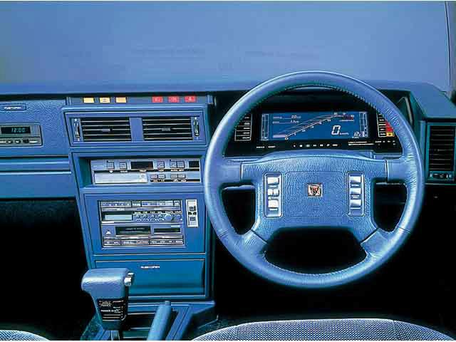 日産 レパード 1986年2月〜モデル