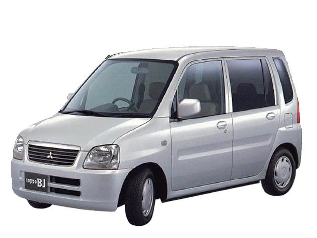 三菱 トッポBJ 新型・現行モデル