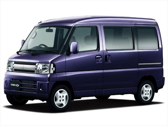 三菱 タウンボックス 新型・現行モデル