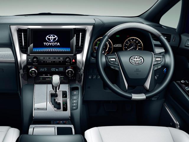 トヨタ アルファード 新型・現行モデル