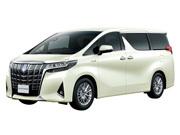 トヨタ アルファード 2019年10月〜モデル