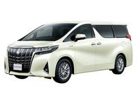 トヨタ アルファード 2018年10月〜モデルのカタログ画像