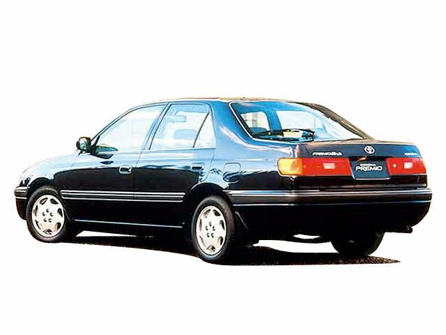 トヨタ コロナプレミオ 新型・現行モデル