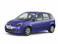 フォード フィエスタ 2006年3月〜モデルのカタログ画像