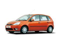 フォード フィエスタ 2004年4月〜モデルのカタログ画像