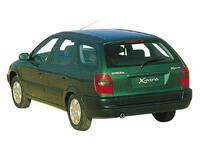 シトロエン クサラブレーク 2000年2月〜モデルのカタログ画像