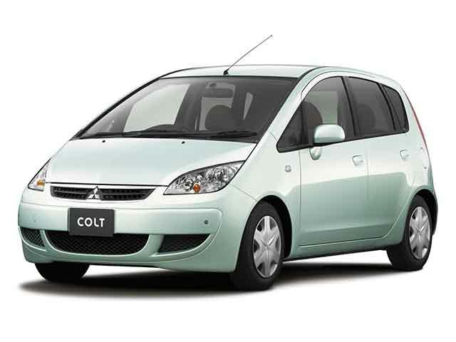 三菱 コルト 新型・現行モデル