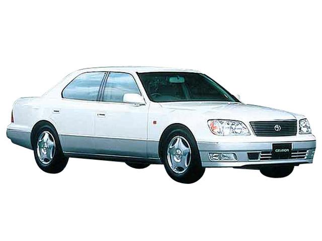 トヨタ セルシオ 1998年8月〜モデル