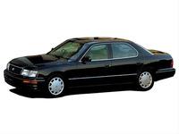 トヨタ セルシオ 1996年8月〜モデルのカタログ画像
