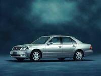 トヨタ セルシオ 2001年8月〜モデルのカタログ画像