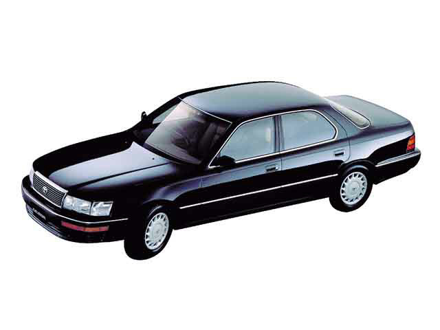 トヨタ セルシオ 1991年1月〜モデル