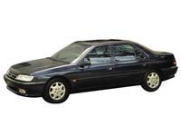 プジョー 605 1998年1月〜モデルのカタログ画像