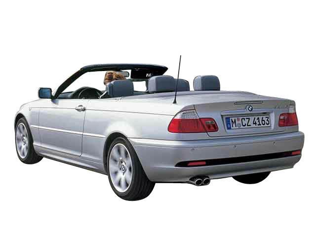 BMW 3シリーズカブリオレ 2006年9月〜モデル