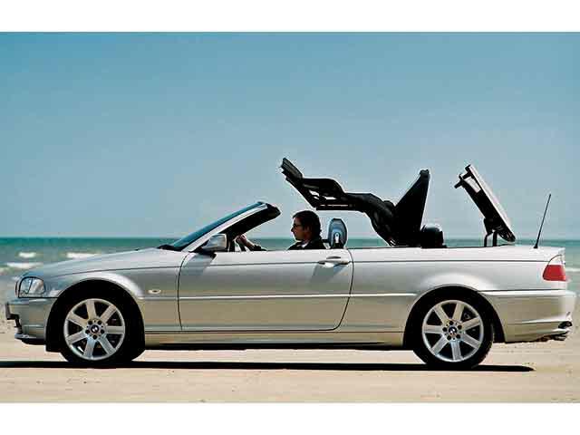 BMW 3シリーズカブリオレ 2001年10月〜モデル
