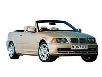 BMW 3シリーズカブリオレ 2000年8月〜モデルのカタログ画像