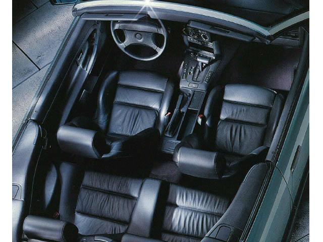 BMW 3シリーズカブリオレ 1996年11月〜モデル