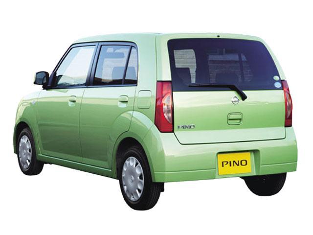 日産 ピノ 2007年1月〜モデル
