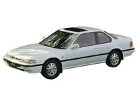 ホンダ プレリュードインクス 1989年11月〜モデルのカタログ画像