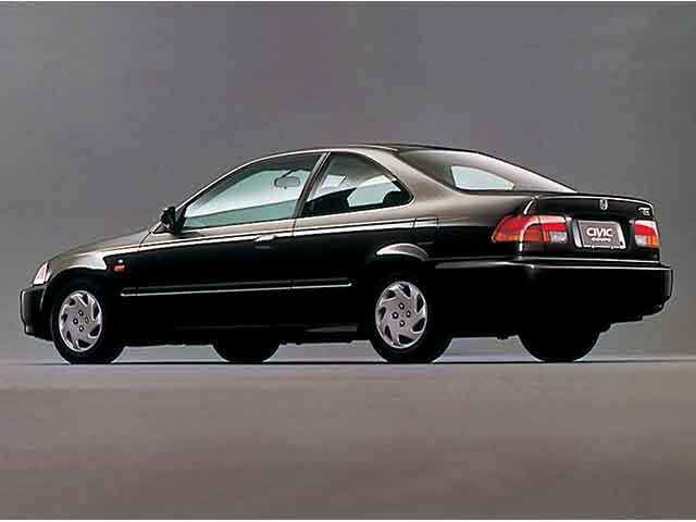 ホンダ シビッククーペ 1996年1月〜モデル
