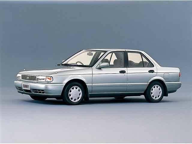 日産 サニー 1992年10月〜モデル