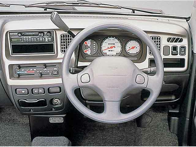 ダイハツ アトレーワゴン 新型・現行モデル