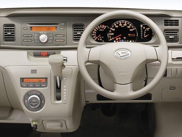 ダイハツ アトレーワゴン 2010年8月〜モデル