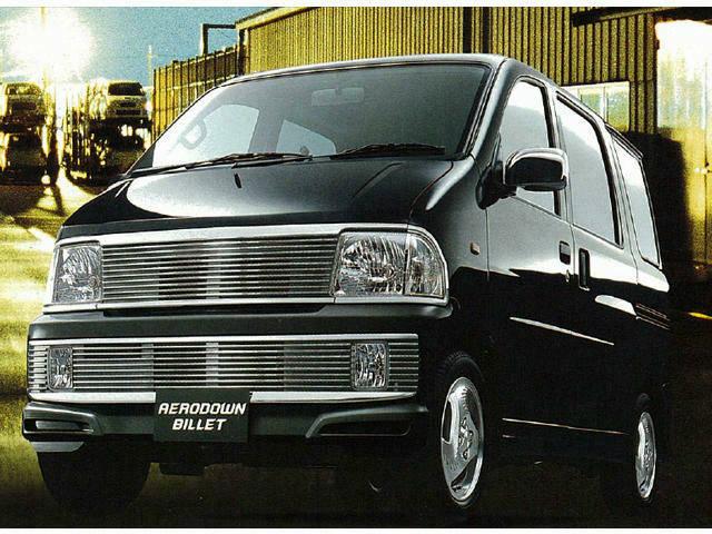 ダイハツ アトレーワゴン 2002年1月〜モデル