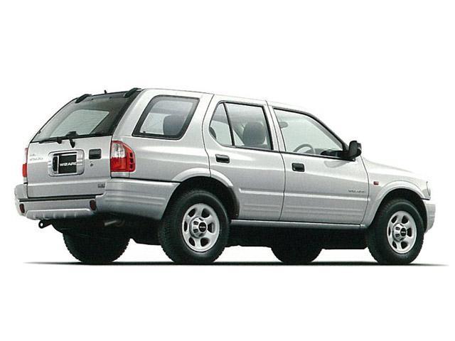 いすゞ ウィザード 2000年5月〜モデル