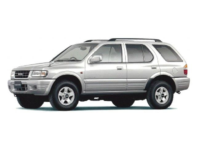 いすゞ ウィザード 1998年6月〜モデル