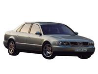 アウディ A8 1996年10月〜モデルのカタログ画像