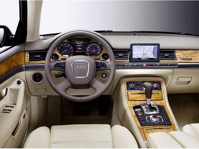 アウディ A8 新型・現行モデル