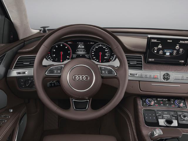 アウディ A8 2014年8月〜モデル