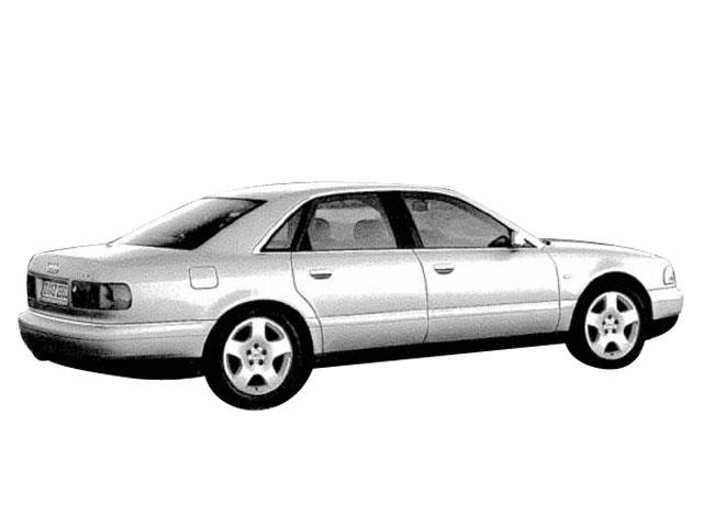 アウディ A8 2000年9月〜モデル