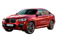 BMW X4 2019年1月〜モデルのカタログ画像