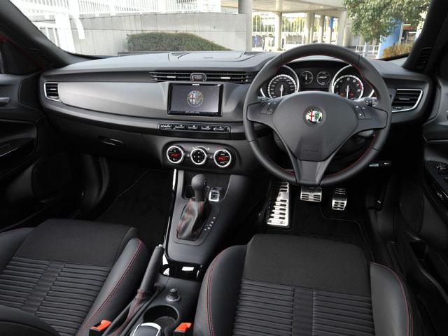 アルファ ロメオ ジュリエッタ 新型・現行モデル