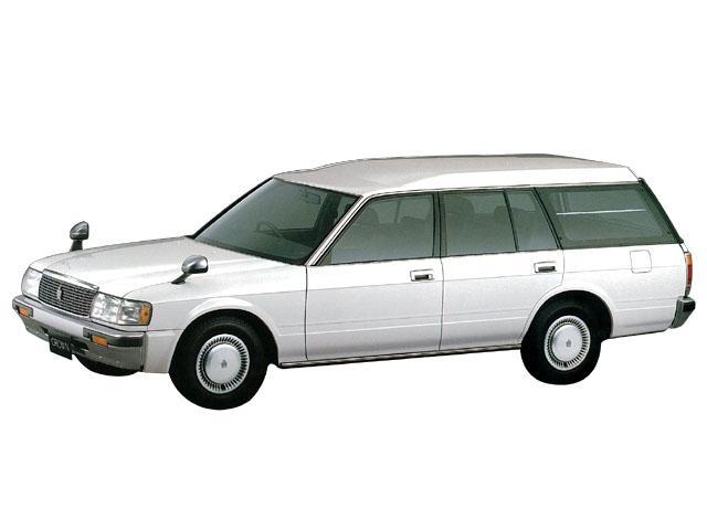 トヨタ クラウンバン 新型・現行モデル