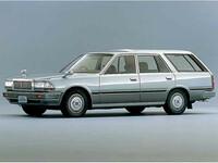 日産 セドリックワゴン 1983年6月〜モデルのカタログ画像