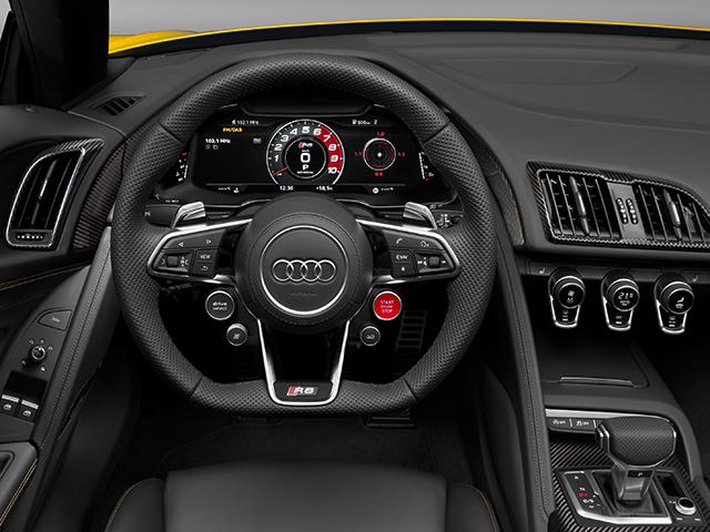 アウディ R8スパイダー 新型・現行モデル